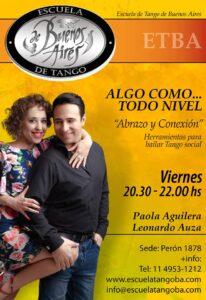 Escuela de tango de Buenos Aires - Tango Argentino
